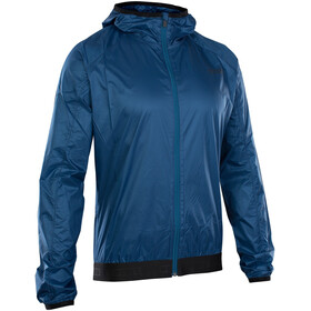 ION Shelter Windbreaker Jacket ocean blue